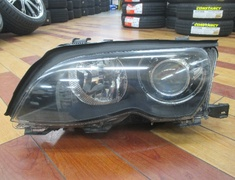BMW - Only the 3-series, E46 late Genuine headlight left