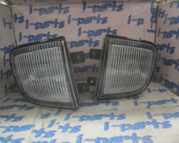 Nissan - Terano (TR50) Genuine fog lamp left and right set