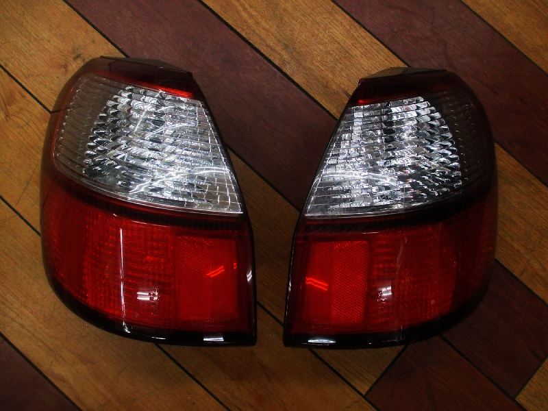 Subaru - Legacy -BH5- Early Genuine Tail Outside Only Left and Right Pairs