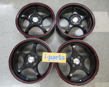 5zigen - Pro Racer set of 4 16-inch wheels