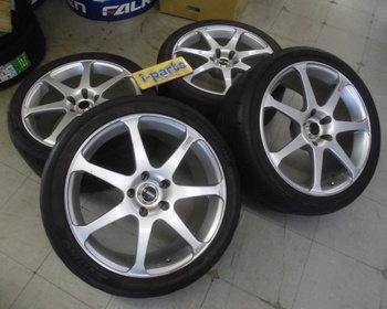 Yokohama - AVS MODEL7/ZT18 inch 4 pcs set